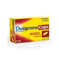 Dolipranecaps 1000 Mg Gélules Plq/8 à BOURG-SAINT-ANDÉOL