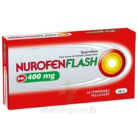 Nurofenflash 400 Mg Comprimés Pelliculés Plq/12 à BOURG-SAINT-ANDÉOL