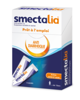 Smectalia 3 G Suspension Buvable En Sachet 12sach/10g à BOURG-SAINT-ANDÉOL