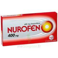Nurofen 400 Mg Comprimés Enrobés Plq/12 à BOURG-SAINT-ANDÉOL