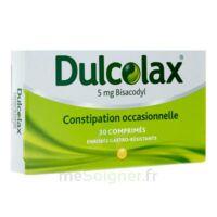 Dulcolax 5 Mg Comprimés Enrobés Gastro-résistants Plq/30 à BOURG-SAINT-ANDÉOL