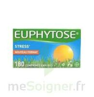Euphytose Comprimés Enrobés B/180 à BOURG-SAINT-ANDÉOL