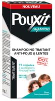 Pouxit Shampoo Shampooing Traitant Antipoux Fl/200ml+peigne à BOURG-SAINT-ANDÉOL