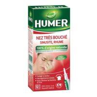 Humer Nez Très Bouché, Sinusite, Rhume à BOURG-SAINT-ANDÉOL