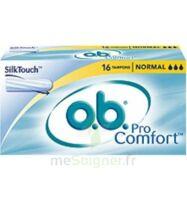 Ob Pro Comfort, Normal , Bt 16 à BOURG-SAINT-ANDÉOL