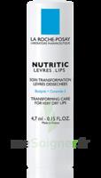 Nutritic Stick Lèvres Sèche Sensibles 2 Etui/4,7ml à BOURG-SAINT-ANDÉOL