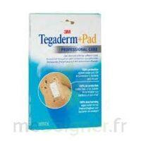 Tegaderm + Pad, 5 Cm X 7 Cm , Bt 5 à BOURG-SAINT-ANDÉOL