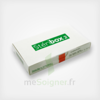 Stéribox Kit Prévention Et Hygiène Pour Les Toxicomanes Avec Seringues 100ui/ml à BOURG-SAINT-ANDÉOL