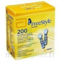 Freestyle Papillon Lancettes B/200 à BOURG-SAINT-ANDÉOL