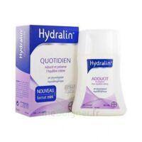 Hydralin Quotidien Gel Lavant Usage Intime 100ml à BOURG-SAINT-ANDÉOL