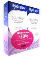 Hydralin Quotidien Gel Lavant Usage Intime 2*200ml à BOURG-SAINT-ANDÉOL