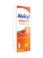 Alvityl Vitalité Solution Buvable Multivitaminée 150ml à BOURG-SAINT-ANDÉOL