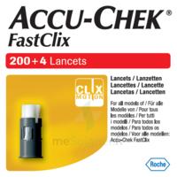 Accu-chek Fastclix Lancettes B/204 à BOURG-SAINT-ANDÉOL
