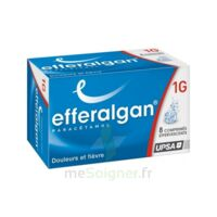 Efferalganmed 1 G Cpr Eff T/8 à BOURG-SAINT-ANDÉOL