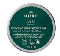 Nuxe Bio Déodorant Baume Fraîcheur 24h Toutes Peaux Pot/50g à BOURG-SAINT-ANDÉOL