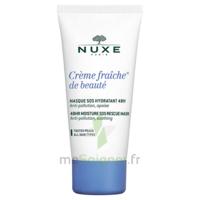 Crème Fraiche® De Beauté - Masque Hydratant 48h Et Anti-pollution50ml à BOURG-SAINT-ANDÉOL
