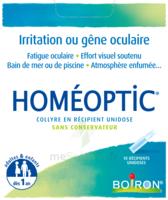 Boiron Homéoptic Collyre Unidose à BOURG-SAINT-ANDÉOL