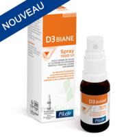 Pileje D3 Biane Spray 1000 Ui - Vitamine D Flacon Spray 20ml à BOURG-SAINT-ANDÉOL