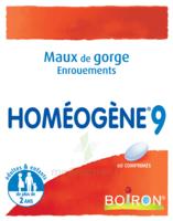 Boiron Homéogène 9 Comprimés à BOURG-SAINT-ANDÉOL
