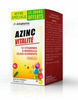 Azinc Forme Et Vitalite 120 + 30 (15 Jours Offerts) à BOURG-SAINT-ANDÉOL