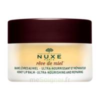 Nuxe Baume Lèvres Ultra-nourrissant Rêve De Miel®15g à BOURG-SAINT-ANDÉOL