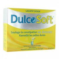 Dulcosoft Poudre Pour Solution Buvable 10 Sachets/10g à BOURG-SAINT-ANDÉOL