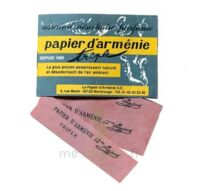 Papier D'armenie Feuille à BOURG-SAINT-ANDÉOL