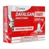 Dafalgantabs 1 G Cpr Pell Plq/8 à BOURG-SAINT-ANDÉOL