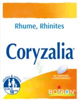 Boiron Coryzalia Comprimés Orodispersibles à BOURG-SAINT-ANDÉOL