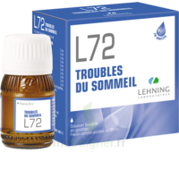 Lehning L72 Solution Buvable En Gouttes 1fl/30ml à BOURG-SAINT-ANDÉOL