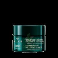 Nuxe Bio Masque Détoxifiant Eclat 50ml à BOURG-SAINT-ANDÉOL